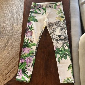 Jungle Cat Jeans Blank NYC
